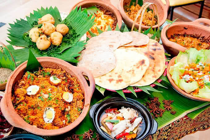 Trải nghiệm ẩm thực Ấn Độ cùng đặc sắc cùng Windsor Buffet