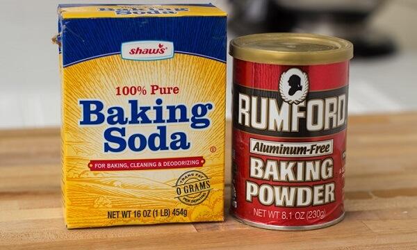 Các thành phần của một loại baking powder