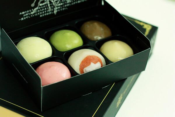 Bánh Mochi Nhật