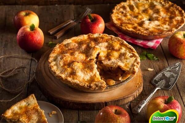 Bánh táo Mỹ