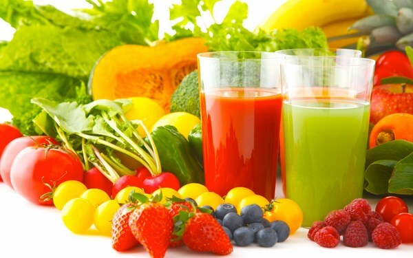 Rau củ chứa hàm lượng lớn vitamin, khoáng chất
