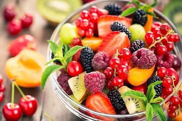 Không phải ăn loại trái cây nào vào buổi tối cũng mập