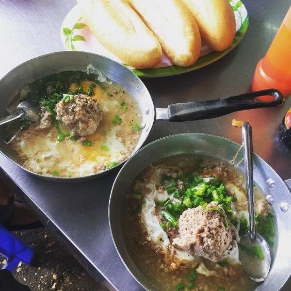 Thịt xíu mại ở Đà Lạt có vị cay nồng