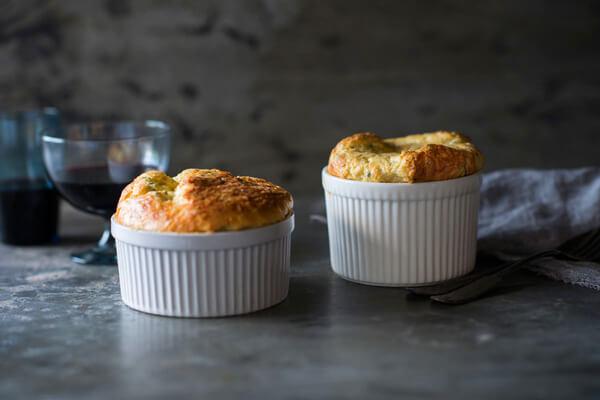 Muffin phô mai