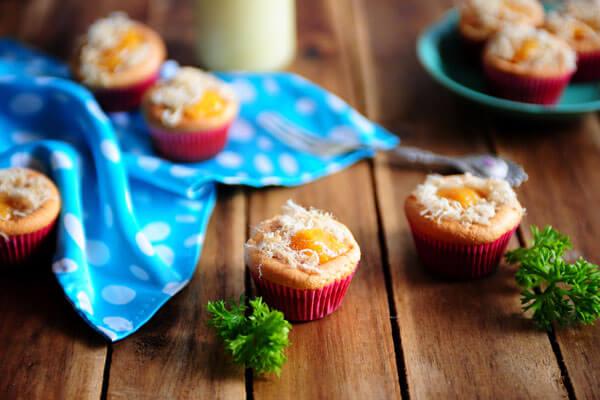 Cupcake mặn