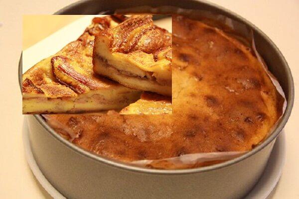 Bánh chuối dừa