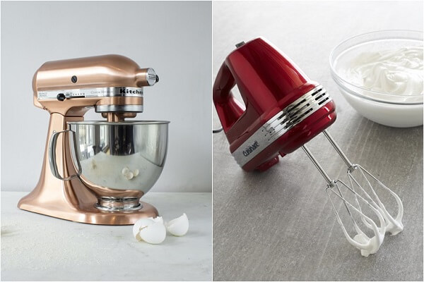 Các loại máy đánh trứng trộn bột đánh kem cầm tay mini gia đình
