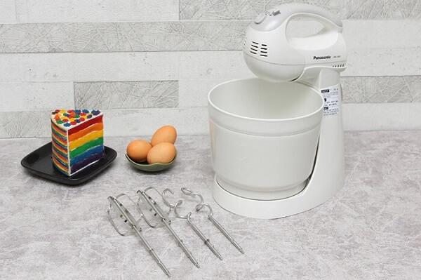Máy đánh trứng để bàn có thể tự đứng được