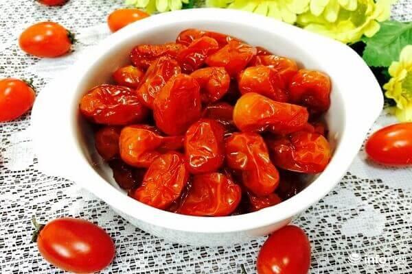 Mứt cà chua, cà chua bi