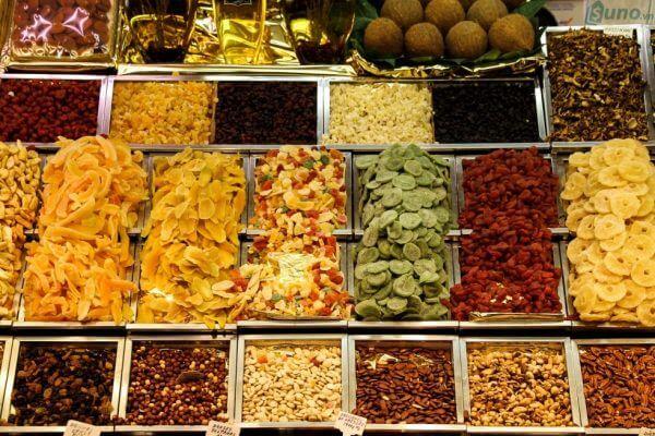 Các loại mứt Tết ngon - Mứt trái cây hoa quả dễ làm ngày Tết