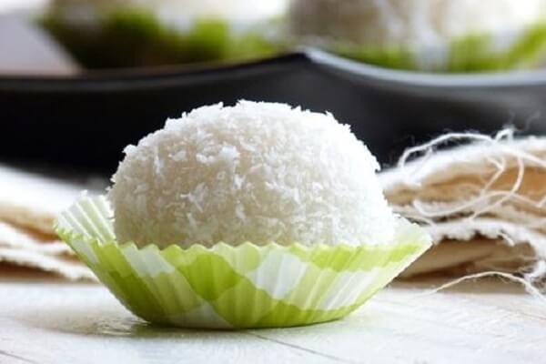 Bánh bao chỉ là gì, Cách làm bánh bao chỉ nhân dừa đậu phộng