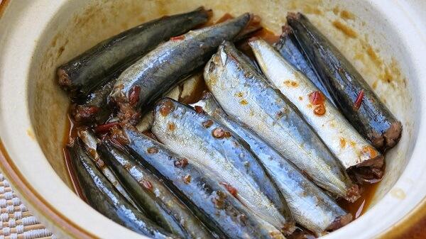 Ướp cá trong 30p