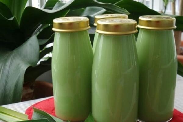 Cách làm sữa đậu xanh bằng máy xay sinh tố thơm ngon tại nhà