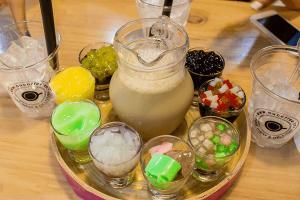 Cách làm thạch củ năng, trân châu củ năng trà sữa tại nhà