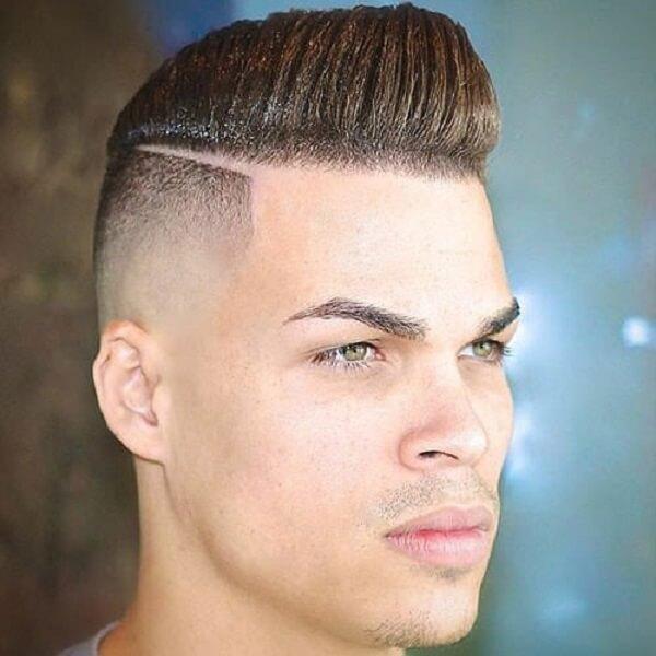 Nét hiện đại chú trọng nhiều nhất vào phần tóc mái