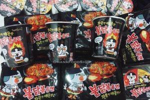 Mì gói cay Hàn Quốc bán ở đâu - 4 điểm mua mì Samyang gói