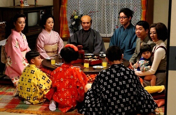 Các hoạt động truyền thống trong ngày Oshougatsu