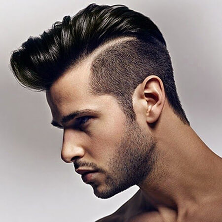 Kiểu tóc Pompadour lãng tử