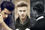 28 kiểu tóc nam phù hợp khuôn mặt - Khuôn mặt dài gầy, mặt tròn