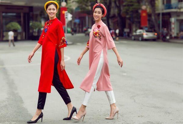 Gần Tết nên kinh doanh gì? Kinh doanh quần áo là ý tưởng kinh doanh dịp Tết hot.