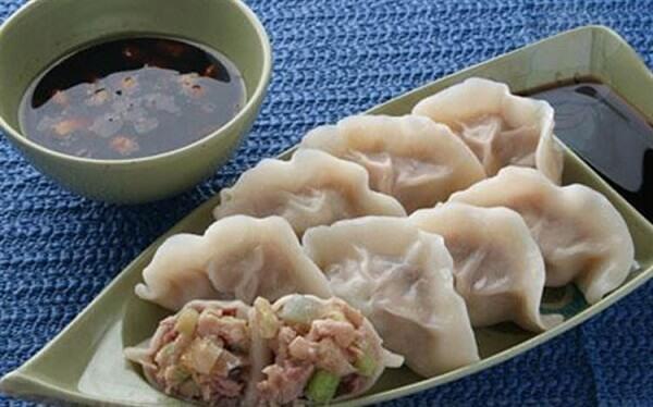 Trung Quốc ăn gì đầu năm để may mắn - Bánh bao, sủi cảo, há cảo
