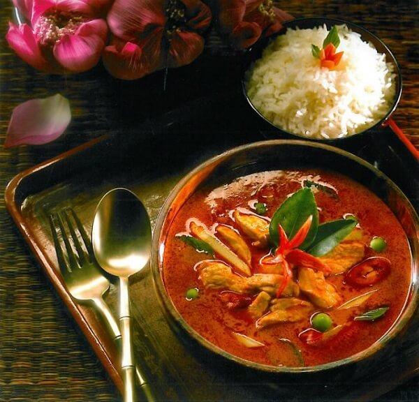Cà ri là đặc sản ở Campuchia