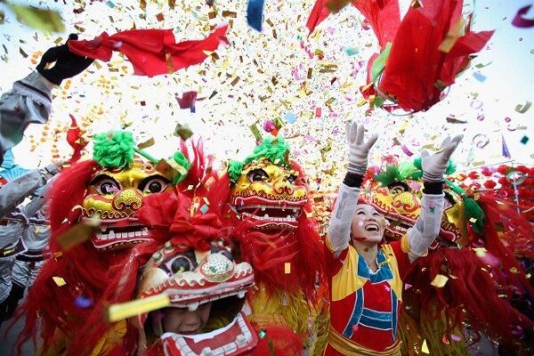 Tết cổ truyền ở Trung Quốc