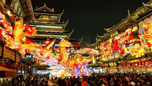 Tết cổ truyền ở Hồng Kông có nhiều điểm tương đồng với Trung Quốc
