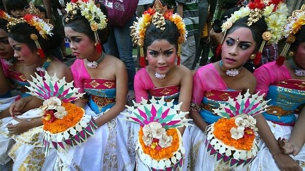 Lễ hội Tết ở Indonesia