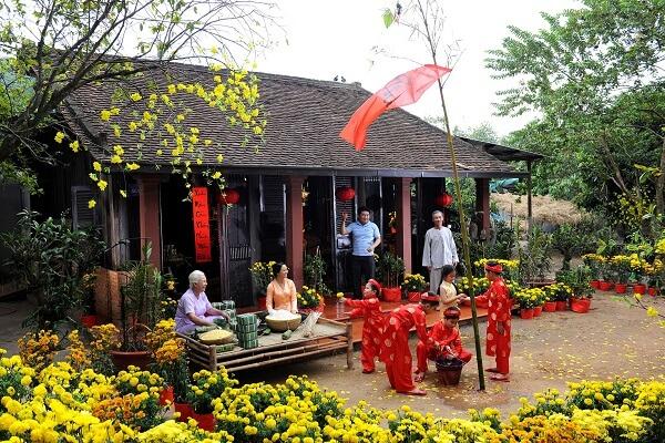 Trở về Tết âm lịch ở Việt Nam