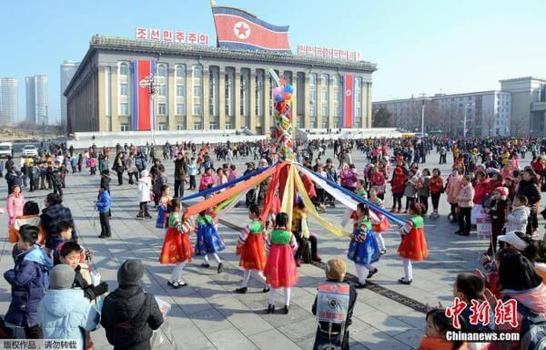 Trước kia, người Triều Tiên đón Tết vào tháng 10 và tháng 11