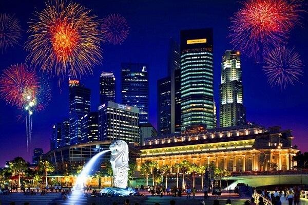 Tết Nguyên đán âm lịch cổ truyền Singapore