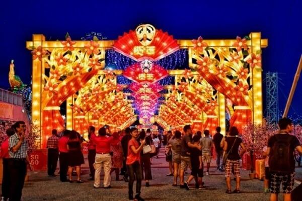Lễ hội Singapore River Hongbao trở thành sự kiện văn hóa thường niên