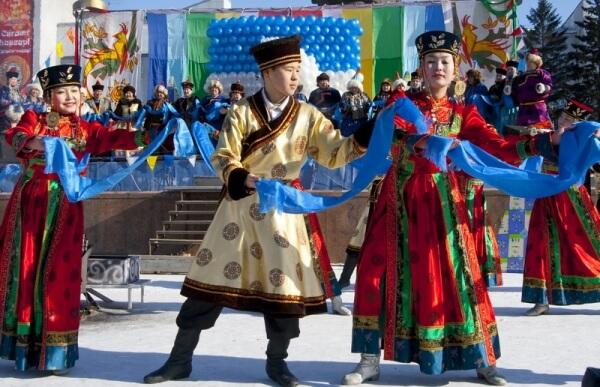 Tết tháng trắng Mông Cổ -Tsagaan Sar