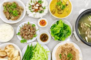 Thực đơn hàng ngày - Các món ăn gia đình đơn giản tiết kiệm