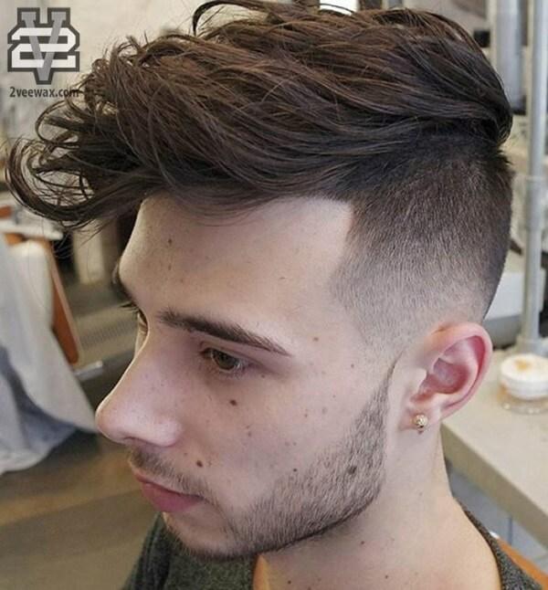 Đây cũng là một biến tấu vô cùng thú vị của tóc Undercut