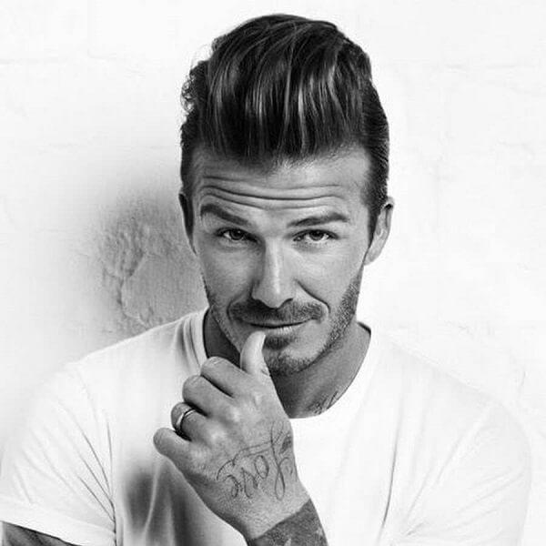 David Beckham, Ryan Gosling hay George Clooney đã từng chọn kiểu tóc này.
