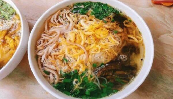 Đây là món ăn ngon miền Bắc được khách du lịch yêu thích nhất