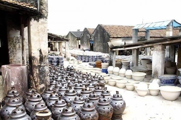 Làng gốm Bát Tràng – địa điểm du lịch gần Hà Nội một ngày độc đáo