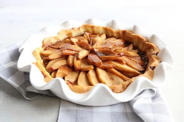 Món bánh táo cổ điển nổi tiếng thế giới