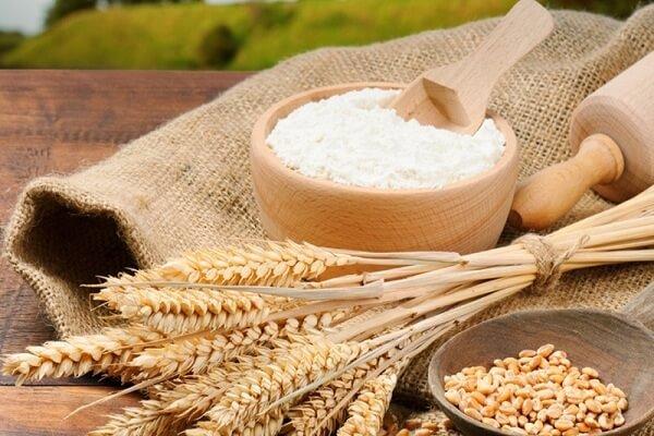 15gram bột mì