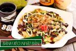 Cách làm bánh xèo Nhật Bản Okonomiyaki đơn giản