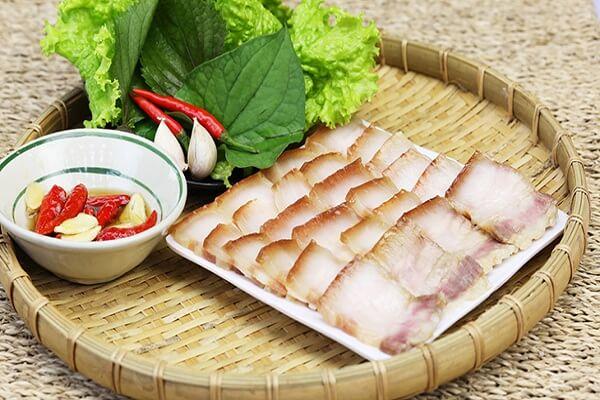 Cách làm thịt heo ngâm nước mắm miền Trung - Ăn liền sau 5 ngày
