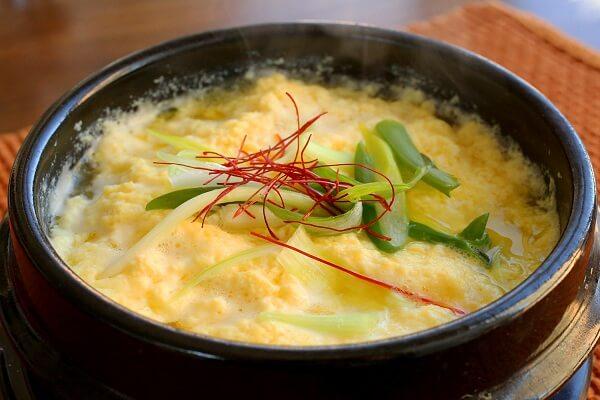 Hướng dẫn làm trứng hấp Gyeran Jjim hấp dẫn