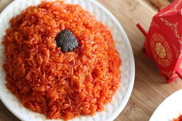 Hạt xôi sẽ căng mọng, bóng đẹp, vị ngọt ngấm vào từng hạt gạo