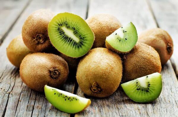 Trong kiwi có chứa tới hơn 80 dưỡng chất khác nhau