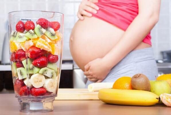 """Các loại trái cây là """"phương thuốc thiên nhiên"""" hiệu quả nhất cung cấp vitamin cho mẹ bầu"""
