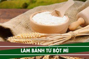 Cách làm bánh đơn giản từ bột mì trứng sữa không cần lò nướng
