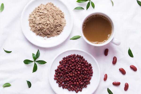 Cách làm bột cám gạo đậu đỏ để làm đẹp