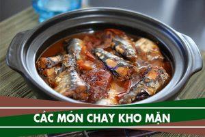 Cách làm món cá kho chay, nấm rơm kho mặn thơm ngon đơn giản
